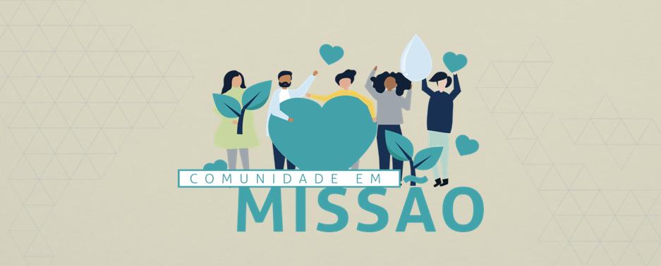 Curso EaD Comunidade em Missão