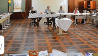 InS participa da Reunião da Presidência