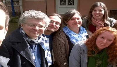 Jovens reformadoras e reformadores visitam o InS